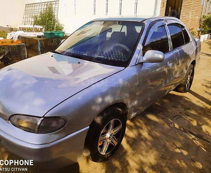 Bán xe Hyundai Accent năm sản xuất 1995, màu bạc, nhập khẩu nguyên chiếc0