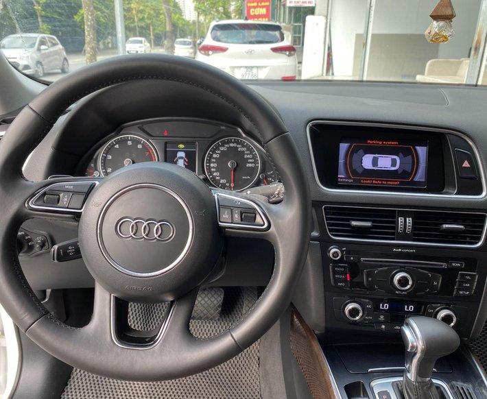 Bán ô tô Audi Q5 năm sản xuất 201610