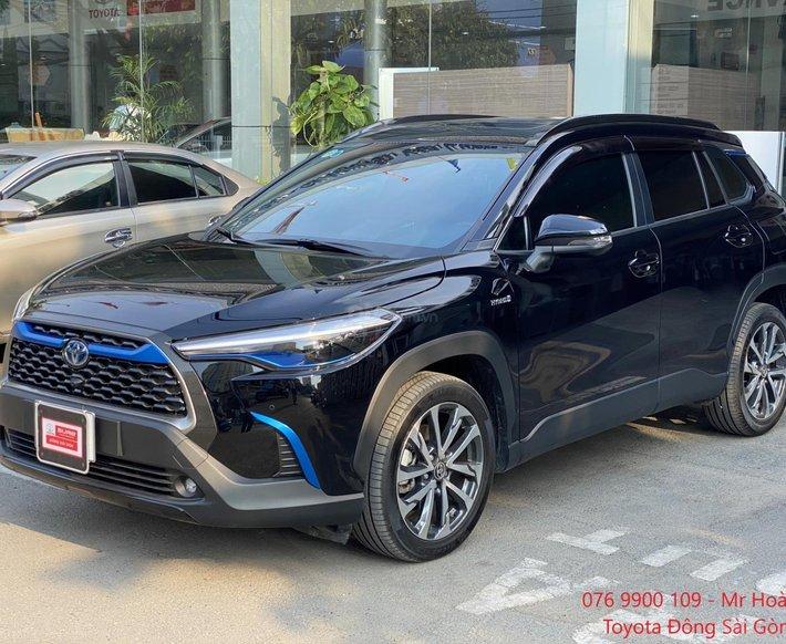 Toyota Corolla Cross 2020, xe mới đi 5,600 km - LH giá tốt0