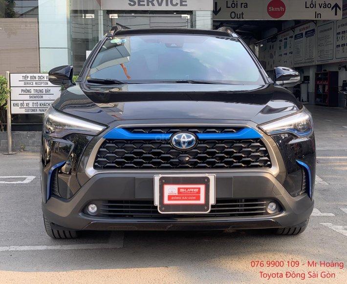 Toyota Corolla Cross 2020, xe mới đi 5,600 km - LH giá tốt3