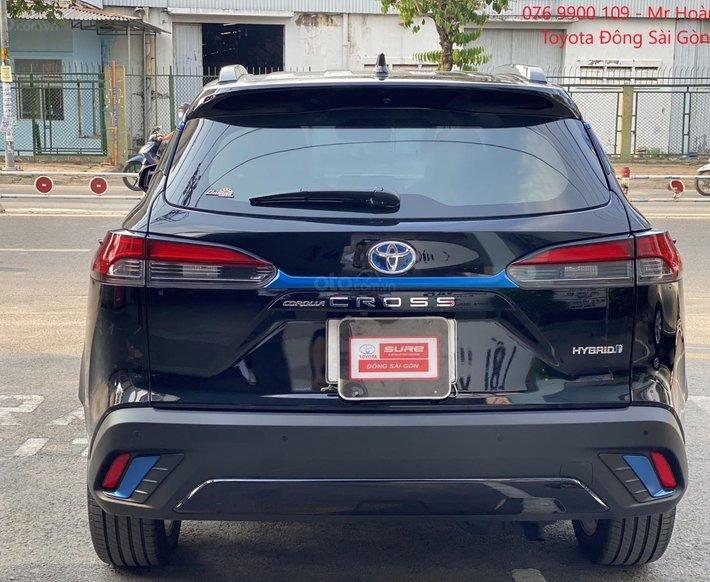 Toyota Corolla Cross 2020, xe mới đi 5,600 km - LH giá tốt4