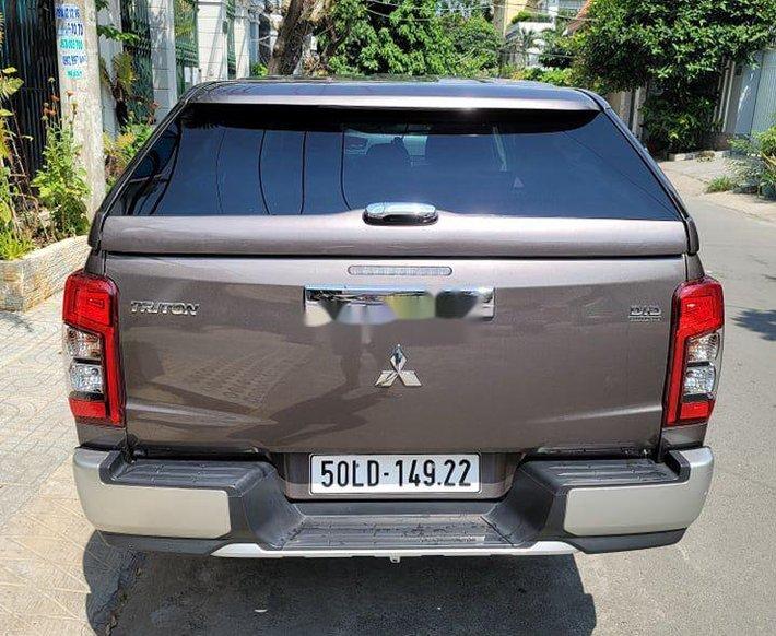 Cần bán Mitsubishi Triton sản xuất 2019 còn mới, giá 650tr3