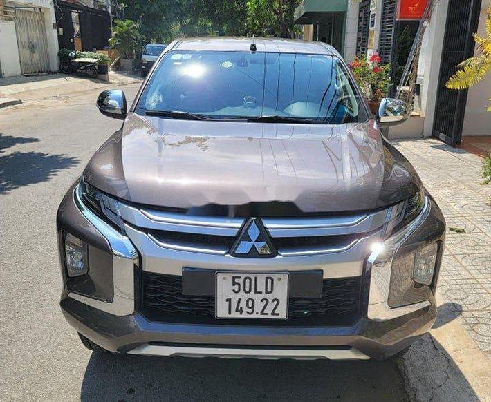 Cần bán Mitsubishi Triton sản xuất 2019 còn mới, giá 650tr0