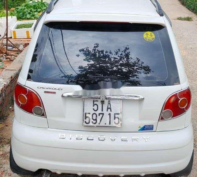 Bán Daewoo Matiz sản xuất 2007, nhập khẩu nguyên chiếc còn mới2