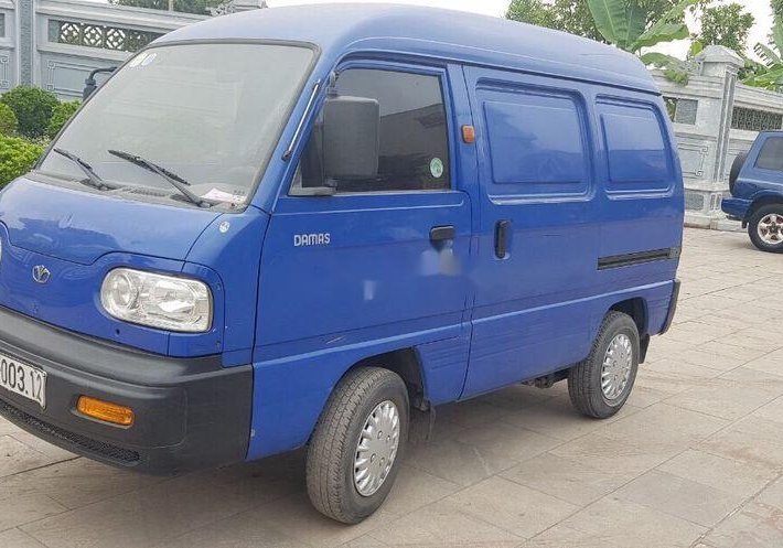 Bán Daewoo Damas sản xuất 2010, màu xanh lam, nhập khẩu1