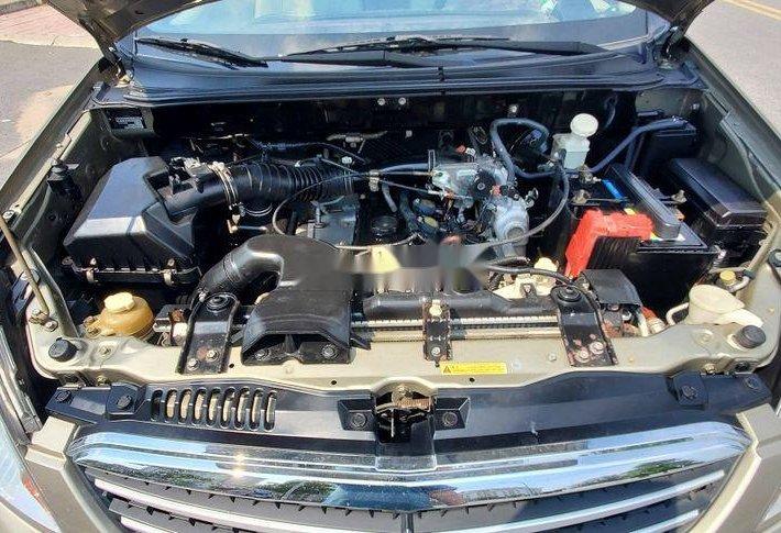 Bán Mitsubishi Zinger đời 2011, màu vàng còn mới11