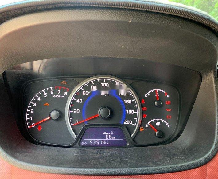 Bán Hyundai Grand i10 sản xuất năm 2019, màu đỏ, xe nhập 6