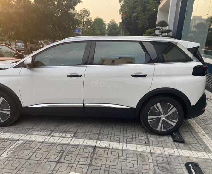 Peugeot Thanh Xuân bán Peugeot 5008 tặng 1 năm bảo hiểm thân vỏ trị giá 15 triệu, trả góp 85% hỗ trợ lái thử4