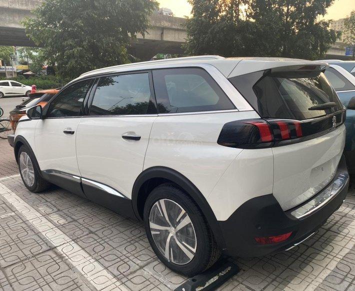 Peugeot Thanh Xuân bán Peugeot 5008 tặng 1 năm bảo hiểm thân vỏ trị giá 15 triệu, trả góp 85% hỗ trợ lái thử2
