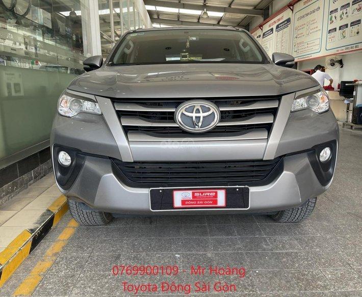 Bán Toyota Fortuner máy dầu, đời 2017, nhập Indo. Bao test xe - Liên hệ để lái thử và hỗ trợ thông tin1
