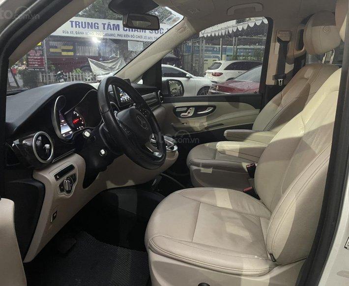 Bán ô tô Mercedes V250 năm sản xuất 20175