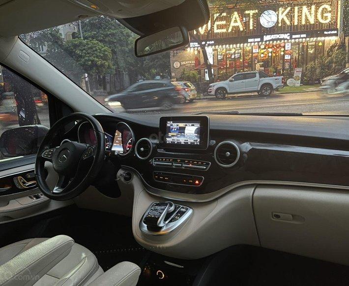 Bán ô tô Mercedes V250 năm sản xuất 20178