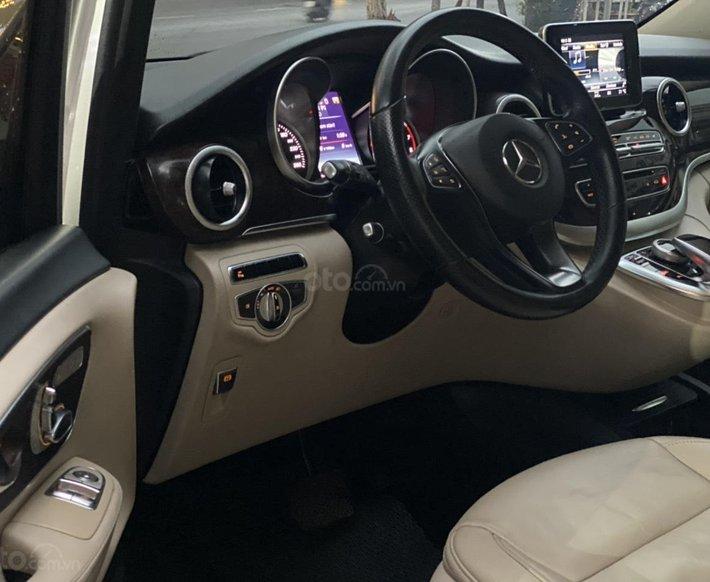 Bán ô tô Mercedes V250 năm sản xuất 201711