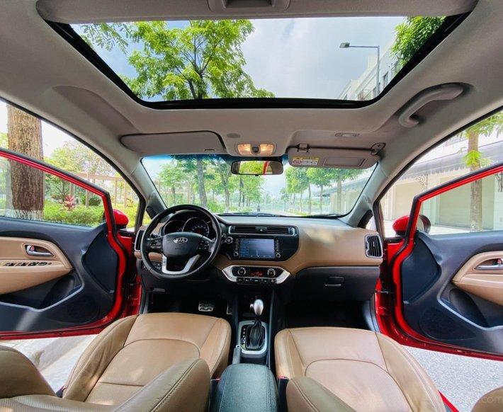 Bán ô tô Kia Rio sản xuất 2015 giá cạnh tranh - xe nhập biển TP8