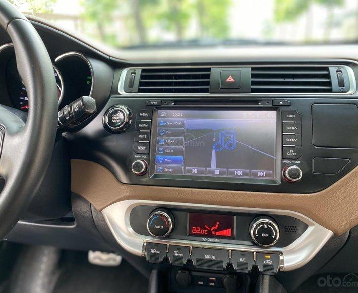 Bán ô tô Kia Rio sản xuất 2015 giá cạnh tranh - xe nhập biển TP6