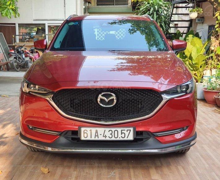Bán Mazda CX 5 2017, màu đỏ số tự động, giá chỉ 789 triệu3
