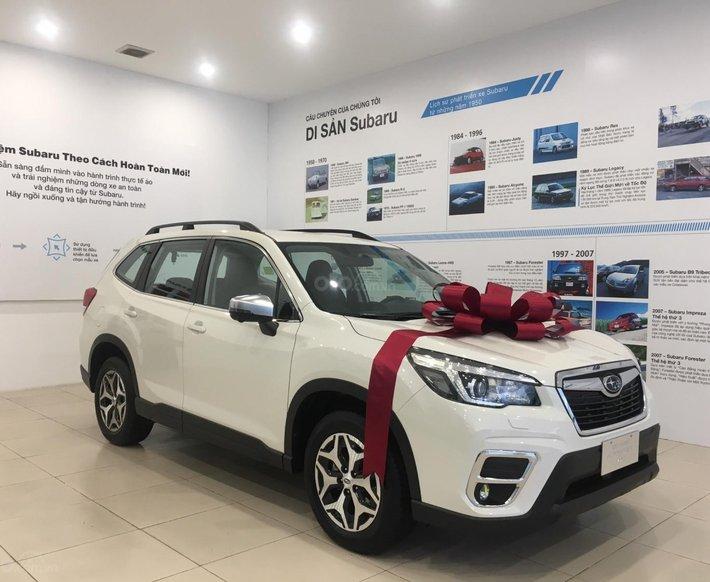 [Siêu hot] Subaru Giải Phóng bán Forester I-L 2020 khuyến mãi tiền mặt 159tr, trả góp chỉ từ 300tr0