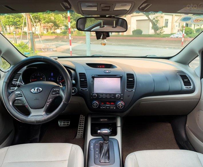 Bán xe Kia K3 2.0AT sản xuất năm 2015 full kịch nóc11