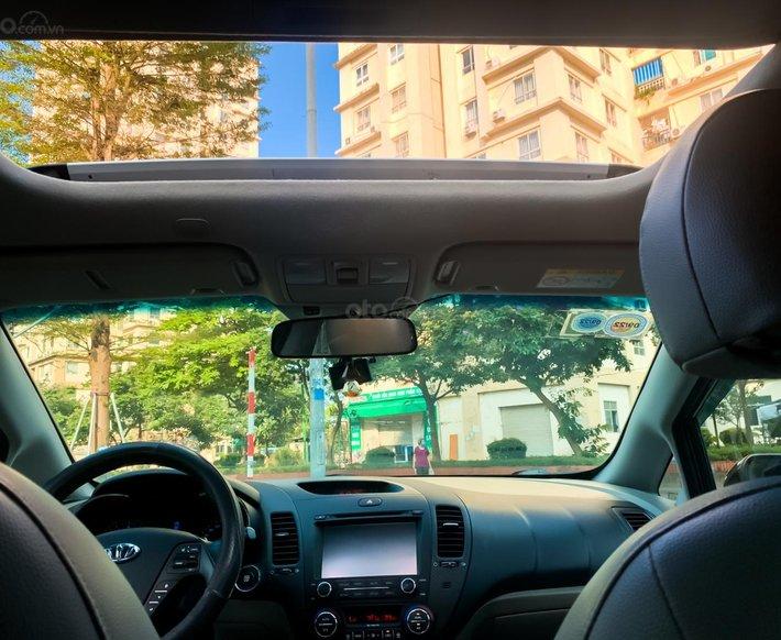 Bán xe Kia K3 2.0AT sản xuất năm 2015 full kịch nóc14