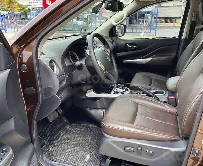 Bán Nissan Terra V 2.5 AT 4WD sản xuất 2018, màu nâu, nhập khẩu2
