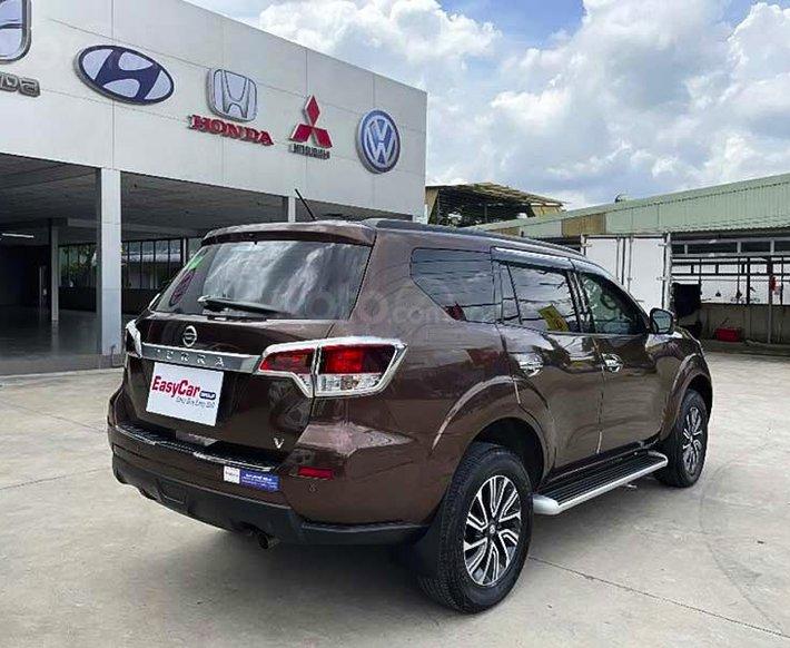 Bán Nissan Terra V 2.5 AT 4WD sản xuất 2018, màu nâu, nhập khẩu1
