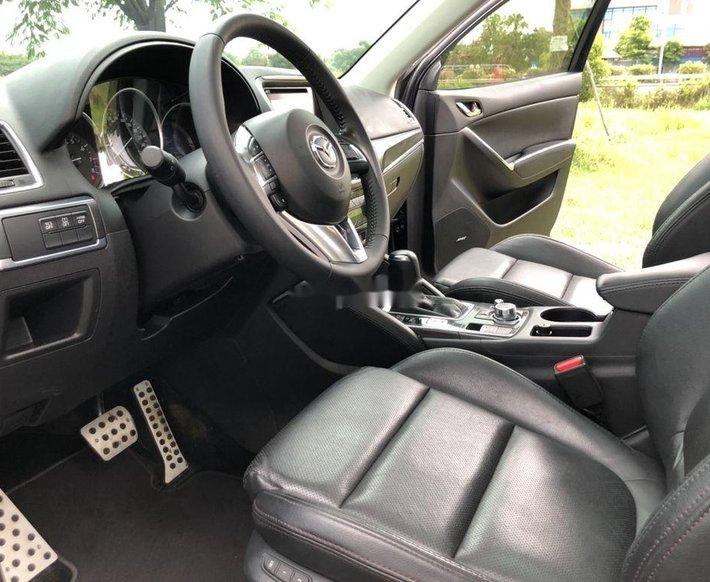 Bán Mazda CX 5 sản xuất 2017, màu xanh đen còn mới, giá chỉ 708 triệu8