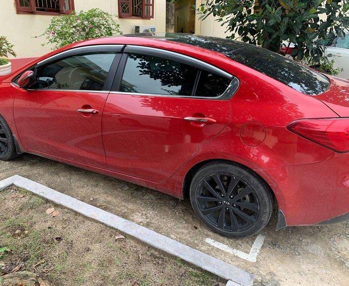 Bán Kia K3 năm 2014, màu đỏ, nhập khẩu còn mới giá cạnh tranh4