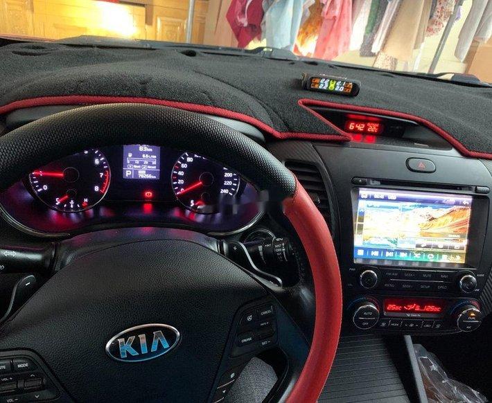 Bán Kia K3 năm 2014, màu đỏ, nhập khẩu còn mới giá cạnh tranh1
