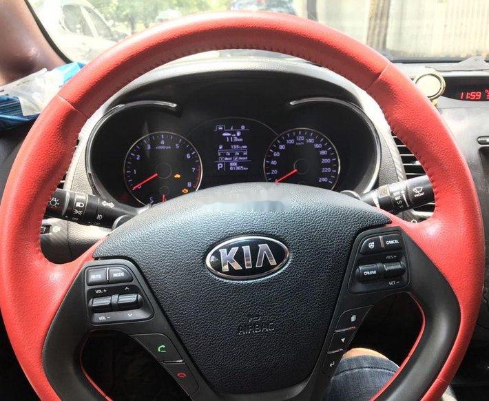 Bán Kia K3 sản xuất 2015, màu trắng chính chủ6