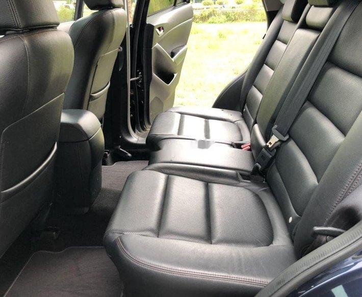 Bán Mazda CX 5 sản xuất 2017, màu xanh đen còn mới, giá chỉ 708 triệu9