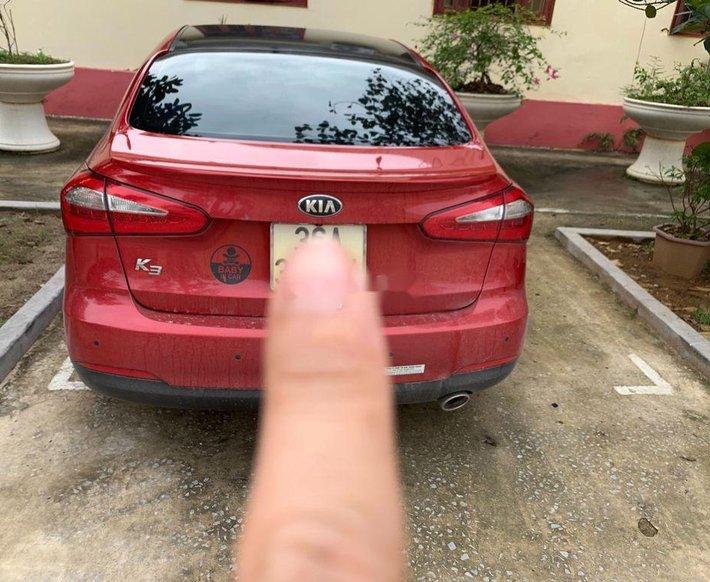 Bán Kia K3 năm 2014, màu đỏ, nhập khẩu còn mới giá cạnh tranh3
