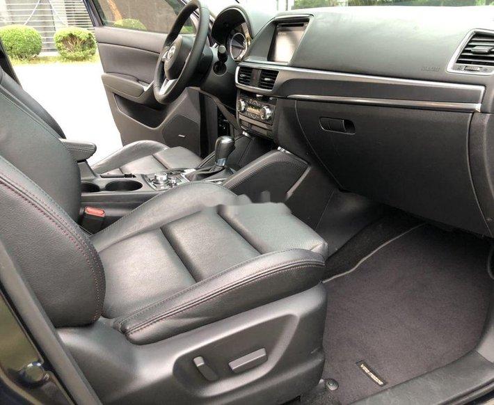 Bán Mazda CX 5 sản xuất 2017, màu xanh đen còn mới, giá chỉ 708 triệu7