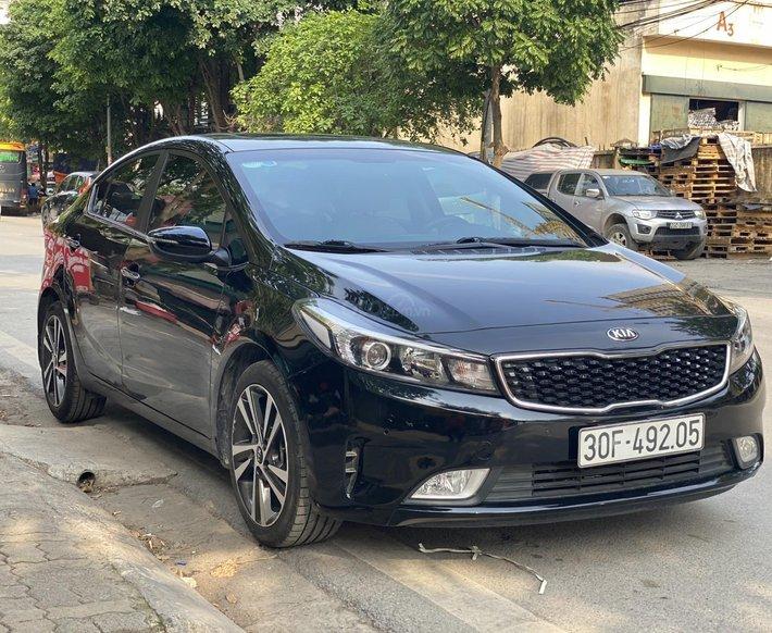 Sở hữu ngay Kia Cerato đăng ký 12/2018, 200 triệu nhận xe, hỗ trợ bank0