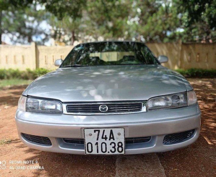 Bán xe Mazda 626 đời 1993, màu bạc, xe nhập chính chủ0