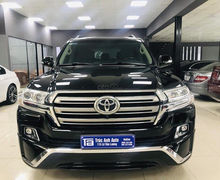 Toyota Land Cruiser VX model 2017 cực mới0