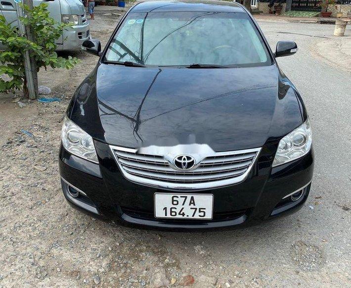 Cần bán lại xe Toyota Camry 3.5Q năm sản xuất 20070