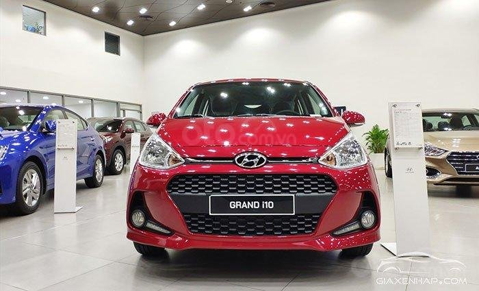 Hyundai Miền Nam- Hyundai Grand i10 2021 giảm 10tr tiền mặt, ưu đãi cực lớn tri ân khách hàng tháng 50