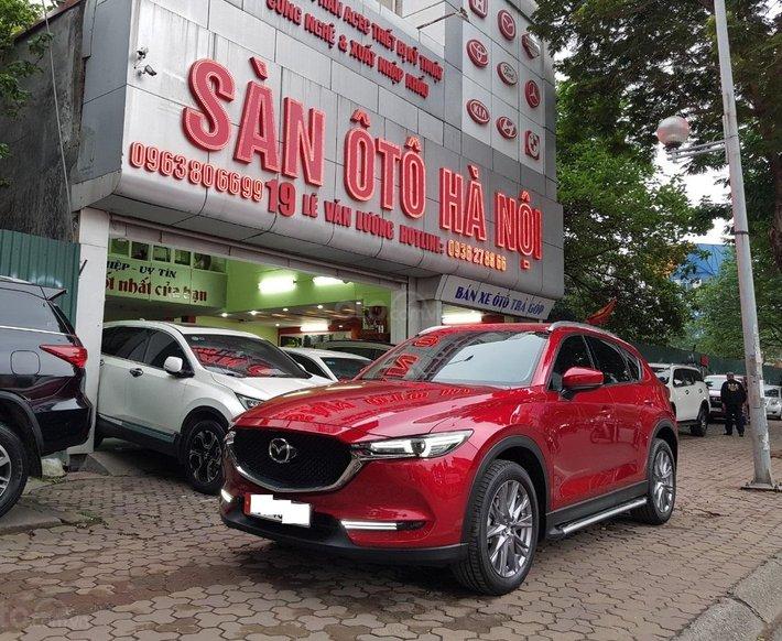 Mazda CX5 2.5 sx 2019 đk 2020 màu đỏ, xe tư nhân chính chủ từ đầu0