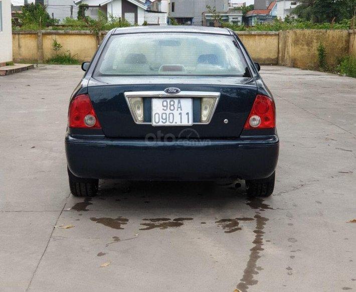 Cần bán Ford Laser đời 2002, màu xanh lam, nhập khẩu còn mới0