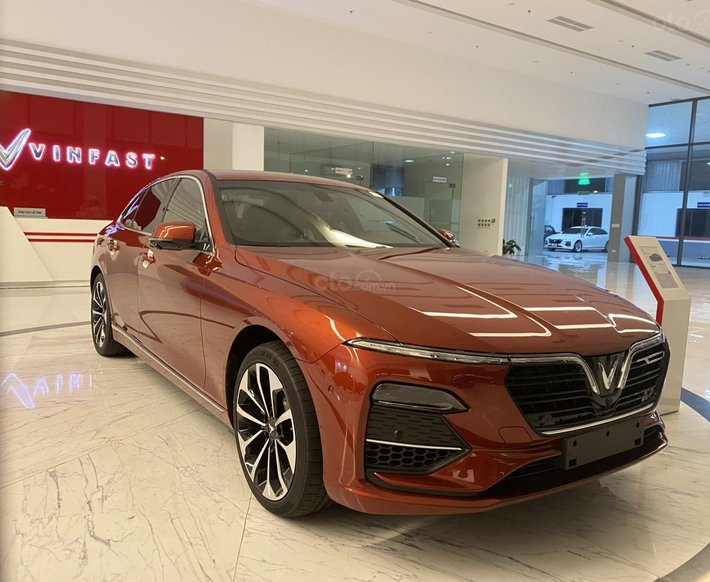 Vinfast Lux A2.0 sản xuất năm 2021, kích cầu tháng 07, giảm 10% giá xe, hỗ trợ 100% kệ phí trước bạ, đủ màu, giao ngay0
