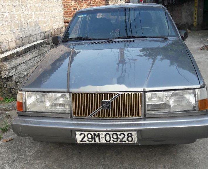 Bán Volvo 940 đời 1993, màu xám, nhập khẩu0
