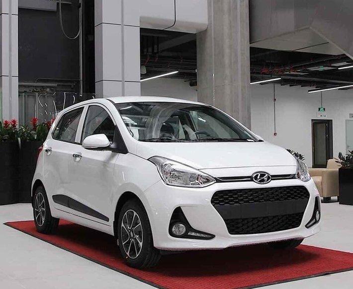 Bán Hyundai Grand i10 sản xuất 2021 giảm tối đa 5tr tiền mặt, hỗ trợ xử lý hồ sơ xấu, vay tối đa 85%0