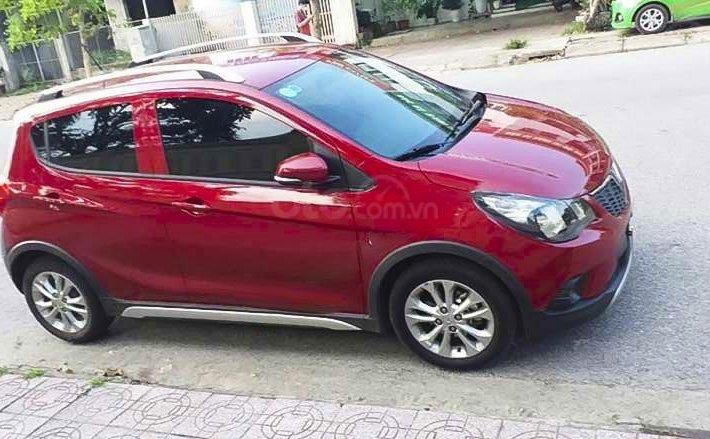 Xe VinFast Fadil năm sản xuất 2020, màu đỏ, 367 triệu0