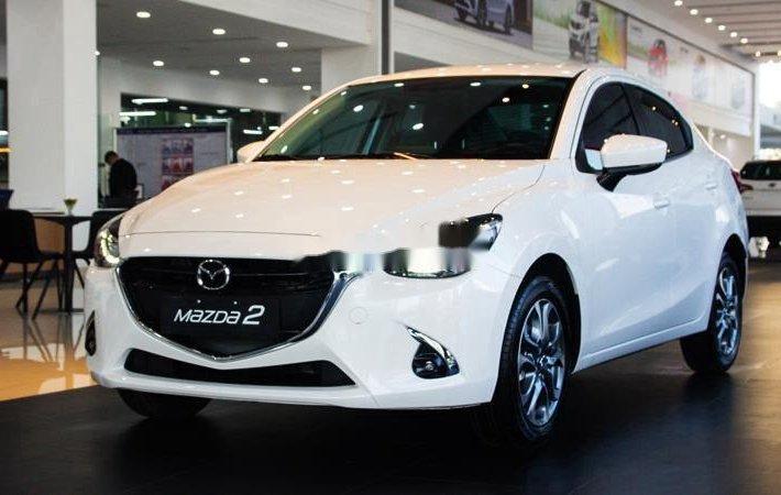 Bán Mazda 2 đời 2019, màu trắng, nhập khẩu nguyên chiếc còn mới 0