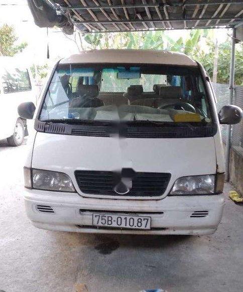 Cần bán Mercedes MB đời 2003, màu trắng, nhập khẩu nguyên chiếc, giá tốt0
