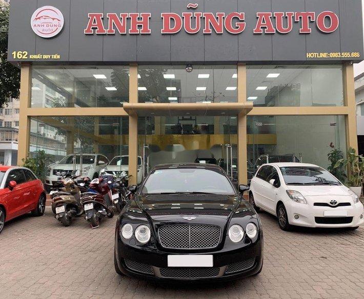 Bán Bentley Continental năm sản xuất 2005, nhập khẩu nguyên chiếc còn mới0