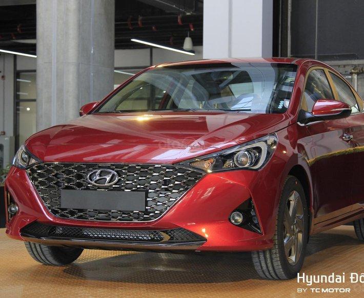 Hyundai Accent 2021 - đủ màu giao ngay - giá chỉ từ 426tr - trả góp 85%0