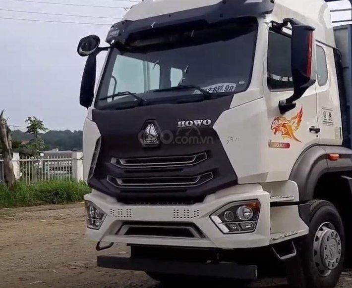 Bán xe tải Howo tải thùng 4 chân tại Hải Phòng với giá tốt nhất năm 20210