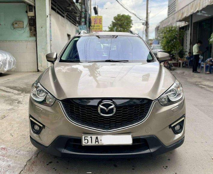 Cần bán gấp Mazda CX 5 năm sản xuất 2013, nhập khẩu nguyên chiếc còn mới, giá 540tr0