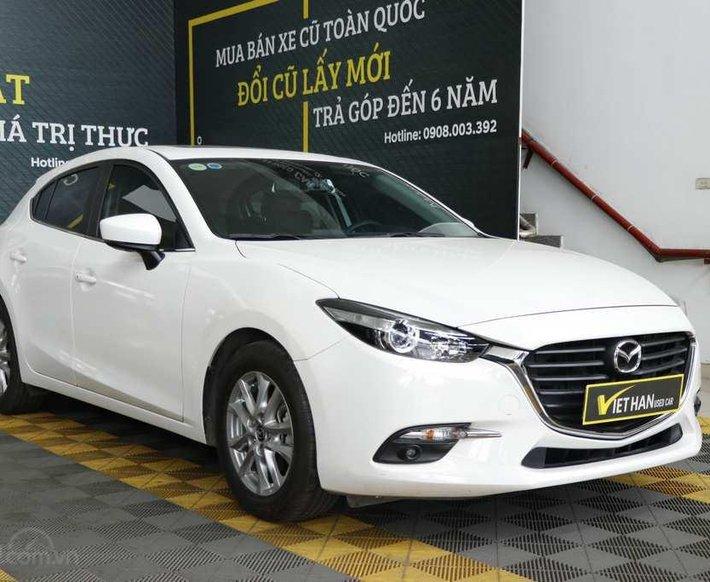 Bán xe Mazda 3 1.5AT HB 2019, trả góp0